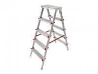 Лестница-стремянка алюм. 110 см 5 ступ. 4,2кг PRO STARTUL (ST9941-05)