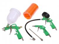 Набор пневмоинструмента ECO SGK-51 (5 предметов)