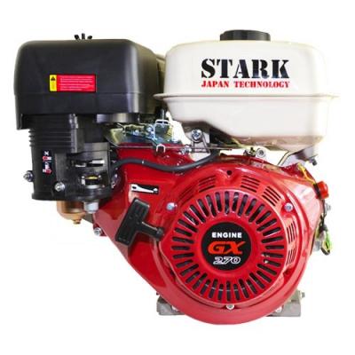 Двигатель STARK GX270 SN (шлицевой вал 25 мм, 80x80) 9л.с.