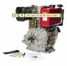 Двигатель дизельный Stark 178F (шпонка 25 мм) 6 лс