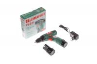 Шуруповерт аккумуляторный Hammer Flex ACD12/2LE