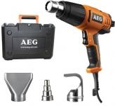 Фен строительный AEG HG 600 VK