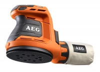 Аккумуляторная шлифмашина AEG BEX 18-125 Li-0