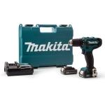 Аккумуляторный шуруповерт Makita DF331DWYE