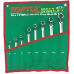 Набор ключей накидн. 6-32мм 12шт TOPTUL (GAAA1204)