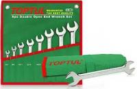Набор ключей рожк. 6-32мм 12шт TOPTUL (GAAA1206)