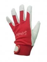 Перчатки рабочие защитные Samurai Glove Red