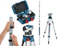 Оптический нивелир Bosch GOL 26 D Professional в Бресте