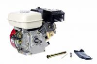Бензиновый двигатель ZIGZAG GX 200 (SR 168 FP 2)