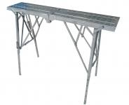 Стол-верстак складной универсальный металлический OUTDOOR