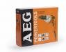 Шуруповерт сетевой AEG S 2500 E
