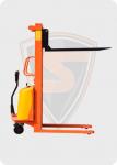Штабелер гидравлический с электроподъемом Shtapler JC-BDD 1Т х 1.6М в Бресте