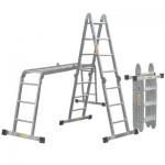 Лестница алюминевая (165-337 см) STARTUL (ST9712-03)