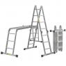 Лестница алюминевая трансформер PRO STARTUL (ST9943-05)