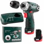 Шуруповерт Metabo PowerMaxx BS Basic 600984000