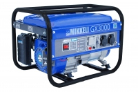 Генератор MIKKELI GX3000