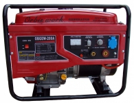 Сварочный генератор ORBIS OBEGW-200A в Бресте