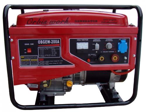 Сварочный генератор ORBIS OBEGW-200A