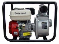 Мотопомпа ORBIS OBQGZ 100-30