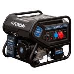 Генератор бензиновый HYUNDAI HHY9750FE-3-ATS