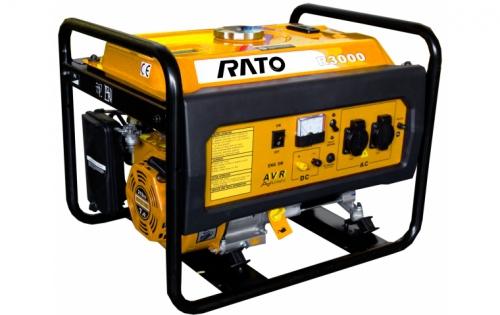Генератор бензиновый (электростанция) Rato R3000