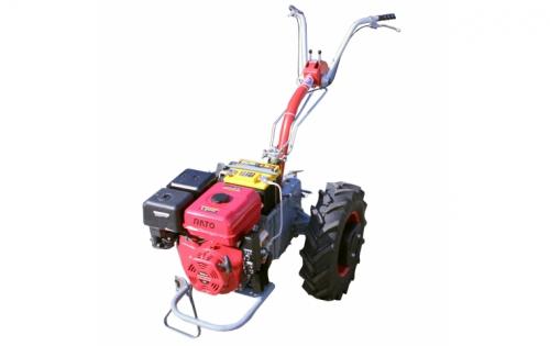 Мотоблок NEW SICH MB-13 Rato R390 с электростартером колеса 6х12
