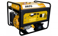 Генератор бензиновый (электростанция) Rato R6000D-T