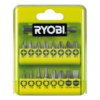 Набор бит для шуруповерта Ryobi RAK 17 SD