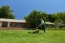 Электрическая газонокосилка Ryobi RLM13E33S