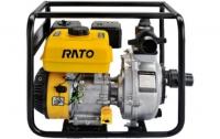 Мотопомпа бензиновая RATO RT50YB50 высоконапорная