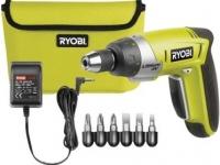 Отвёртка аккумуляторная Ryobi CSD 4107 BG
