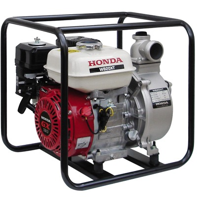 Мотопомпа Honda WB20