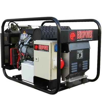 Бензиновый электрогенератор Europower EP16000TE
