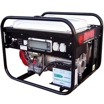 Бензиновый электрогенератор Europower EP7000LE