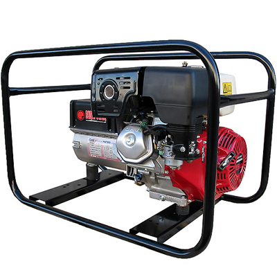 Бензиновый электрогенератор Europower EP7000E