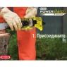 Oregon PowerSharp заточка бензопильной цепи 3-4 секунды