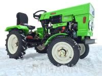 Мини-трактор CATMANN T-150 4x2WD