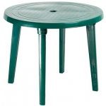Стол круглый, зеленый в Бресте