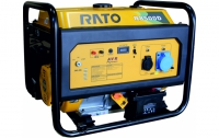 Генератор (электростанция) Rato R8500D в Бресте