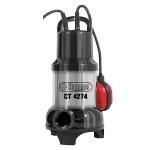 Погружной насос для грязной воды Elpumps СТ 4274