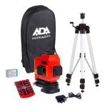 Лазерный нивелир ADA TOPLINER 3×360