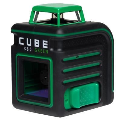 Лазерный нивелир ADA CUBE 360 Green Ultimate Edition