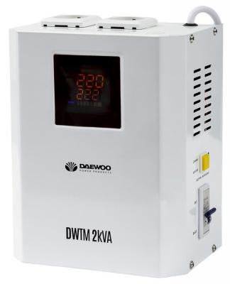 Стабилизатор напряжения настенный DAEWOO DW-TM2kVA