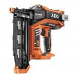 Гвоздезабивной электро-пневматический пистолет AEG B16N18-0 (без аккумулятора и ЗУ)