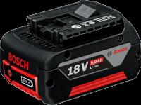 Аккумулятор BOSCH GBA 18 V 5,0 Ah