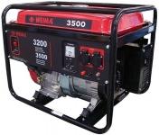 Генератор бензиновый (электростанция) WEIMA WM3500