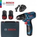 Шуруповерт Bosch GSR 120-LI аккумуляторы 2 А/ч
