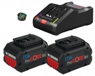 Набор 2 аккумулятора BOSCH ProCORE18V 8.0 Ah + зарядное GAL 18V-160 C в Бресте