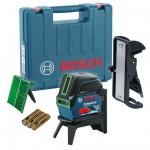 Лазерный нивелир Bosch GCL 2-15G + RM1