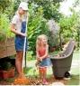 Садовая тачка Keter Easy Go